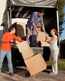 Moving Company Little Elm TX
